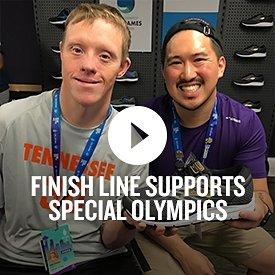special olympics video - popup