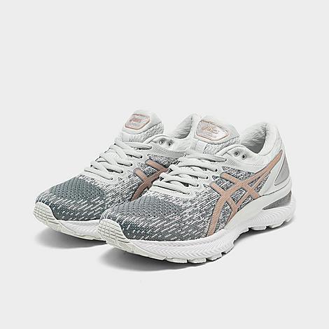 Women's Asics GEL-Nimbus 22 Knit Running Shoes| Finish Line