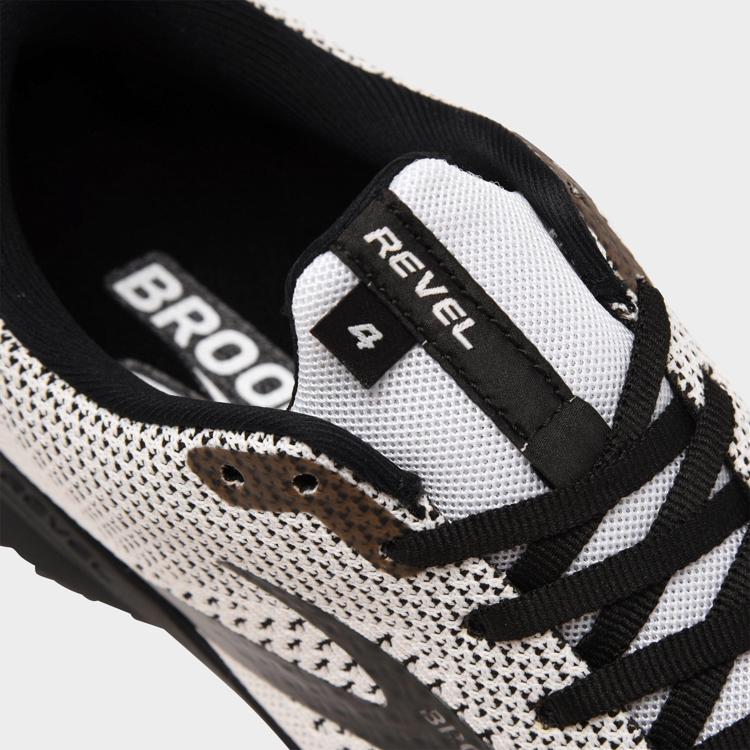 NEW Brooks Revel 4 Run Wild Collection Snow Leopard Print Women/'s Shoes Sz 9