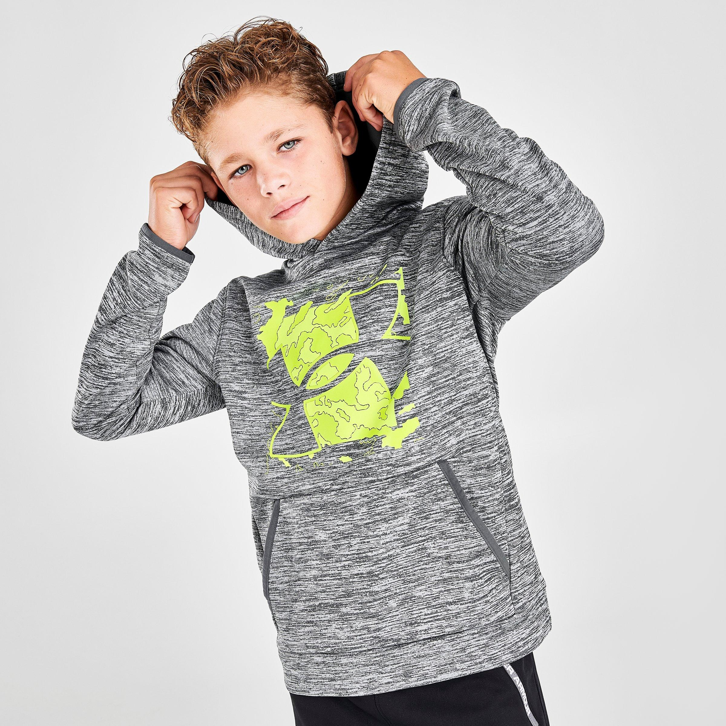Under Armour Boys Armour Fleece Hoodie