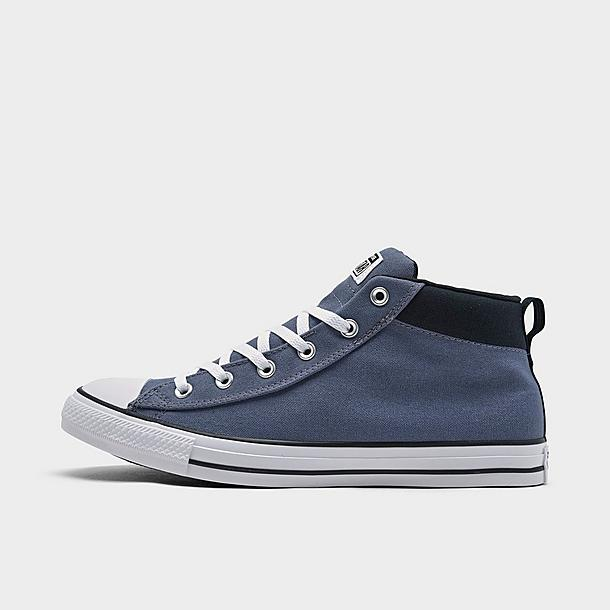 Men's Converse Chuck Taylor All-Star Street Mid Casual Shoes ...