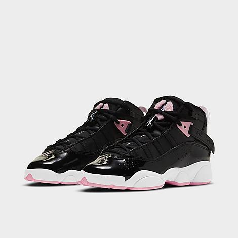 Girls' Big Kids' Air Jordan 6 Rings Basketball Shoes