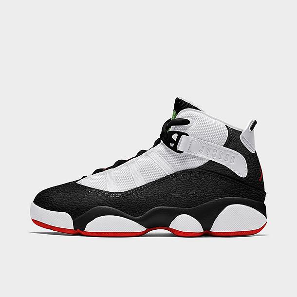 Little Kids' Air Jordan 6 Rings Basketball Shoes