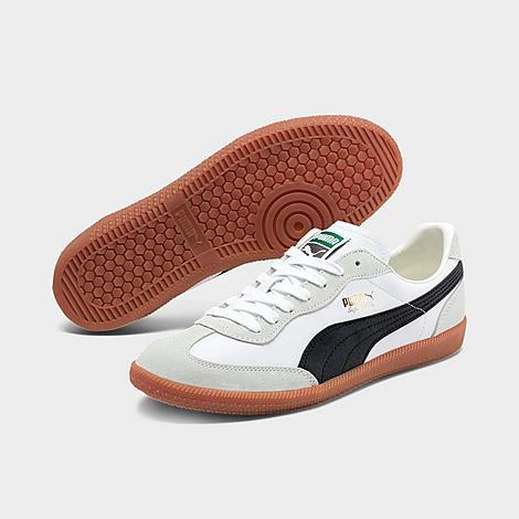 Men's Puma Super Liga OG Retro Casual Shoes  Finish Line