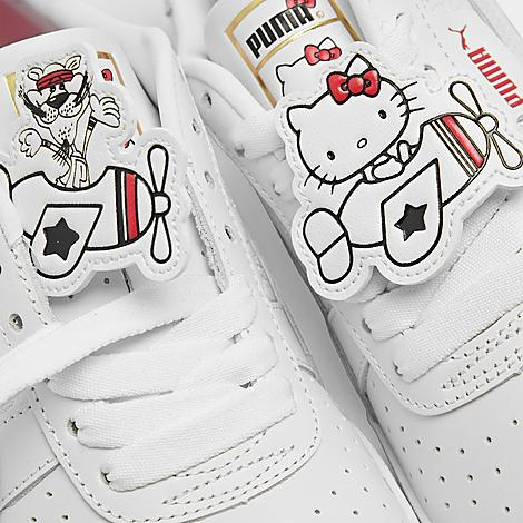 Women's Hello Kitty x Puma Cali Casual Shoes