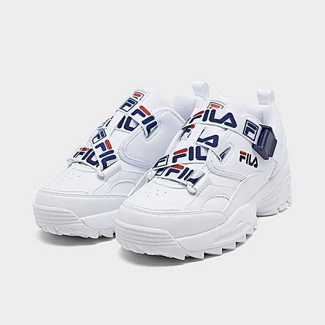 Girls' Fila Fast Charge Casual Shoes