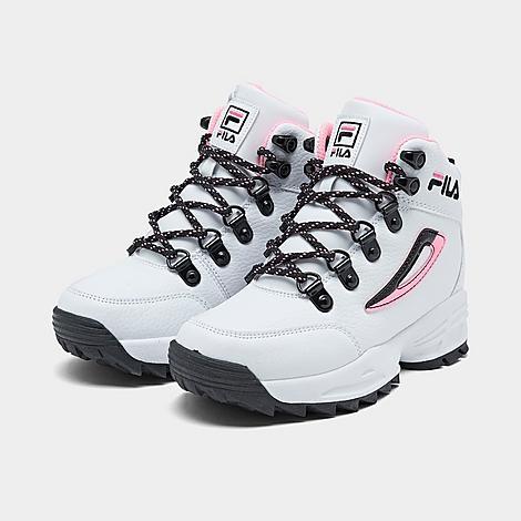 Girls' Little Kids' Fila Unknown Territory Sneaker Boots