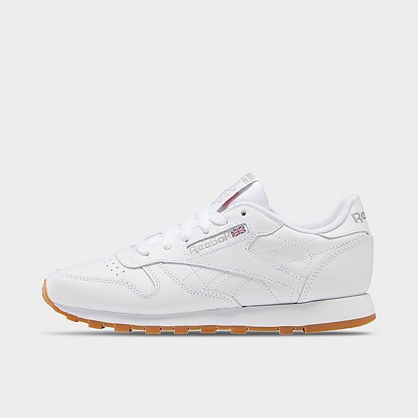 Prohibición alquiler menos  Women's Reebok Classic Leather Gum Casual Shoes| Finish Line