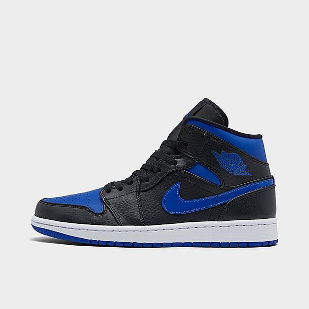 cheapest price buy cheap speical offer Men's Air Jordan 1 Mid Retro Basketball Shoes| Finish Line