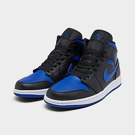 purchase cheap delicate colors official store Men's Air Jordan 1 Mid Retro Basketball Shoes| Finish Line