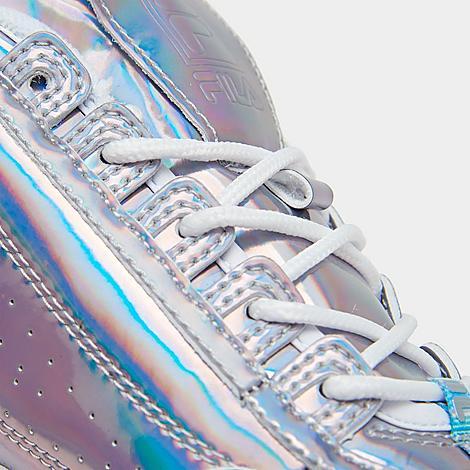 Women's Fila Disruptor 2 Iridescent Casual Shoes