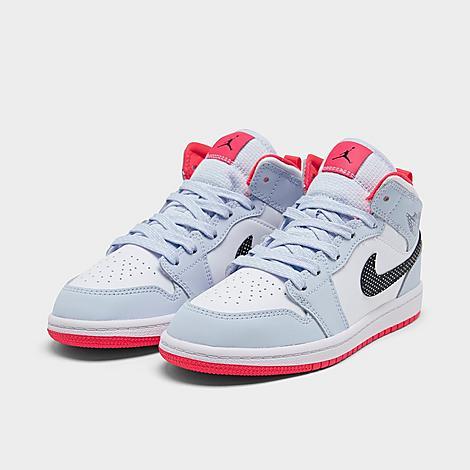 Girls Little Kids Air Jordan 1 Mid Casual Shoes Finish Line