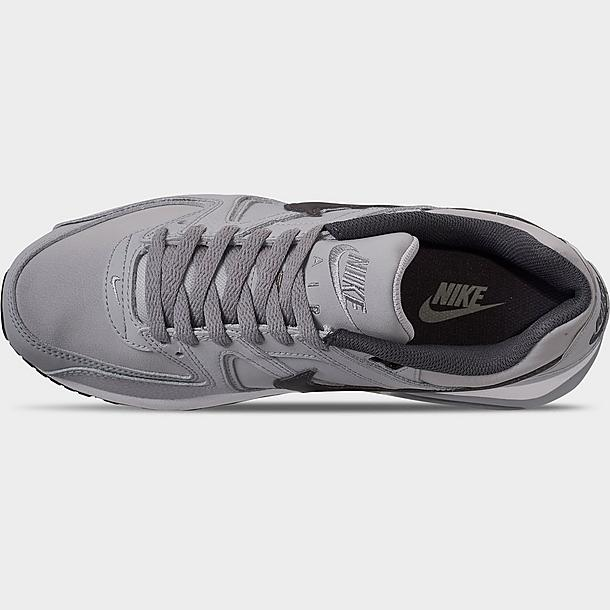 nike air max command black grey
