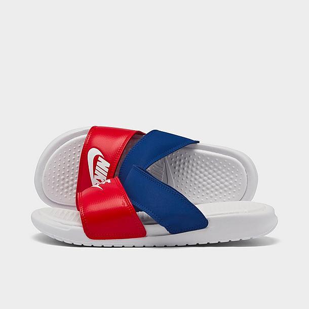 cómo emulsión Hija  Women's Nike Benassi Duo Ultra Slide Sandals  Finish Line