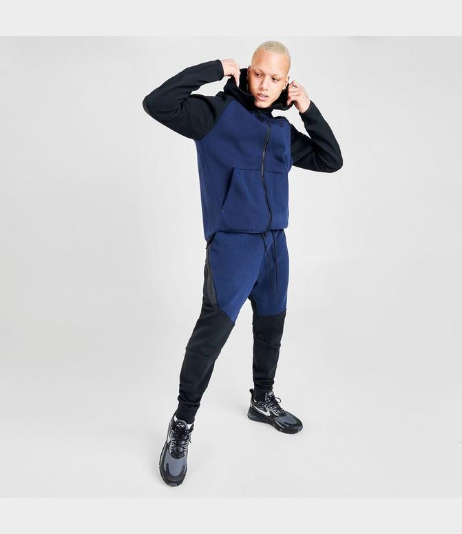 Men S Nike Sportswear Tech Fleece Full Zip Hoodie Finish Line