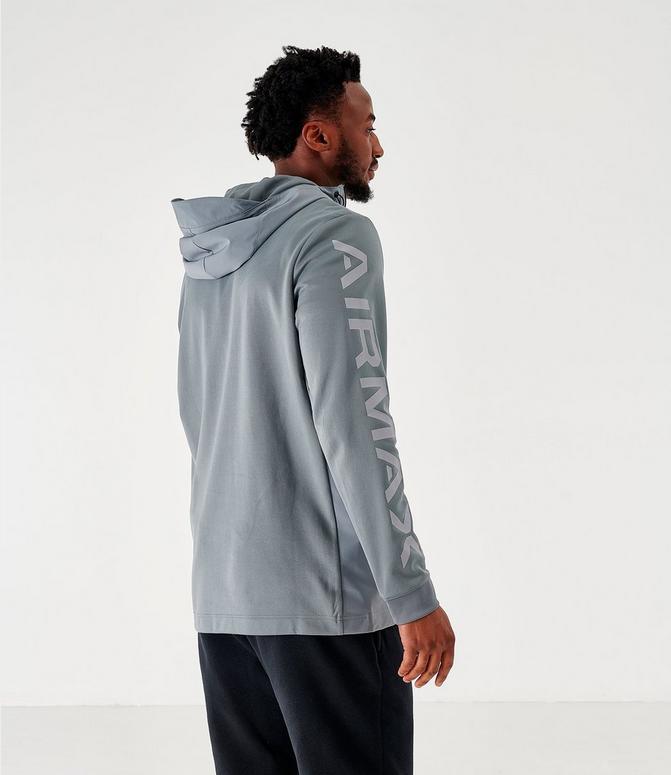 Men's Nike Sportswear Air Max Utility Half Zip Hoodie