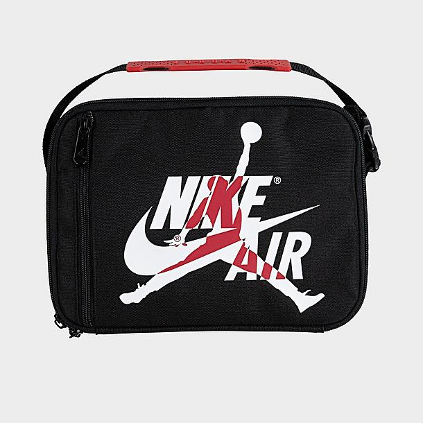 aficionado huella Humillar  Kids' Nike Air Jordan Jumpman Fuel Pack Lunch Bag| Finish Line