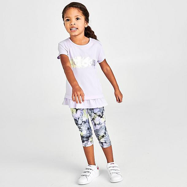 adidas shorts kids girls