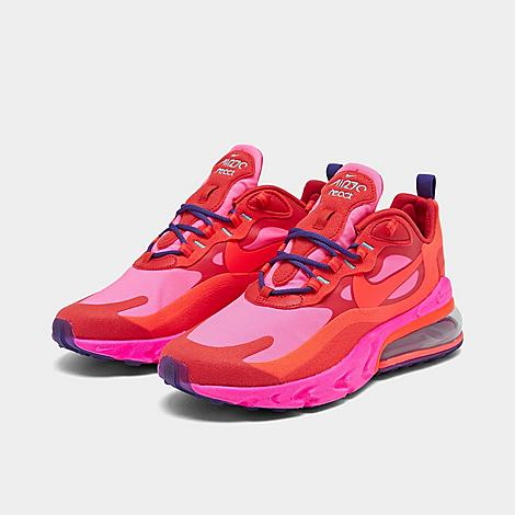 Men S Nike Air Max 270 React Casual Shoes Finish Line