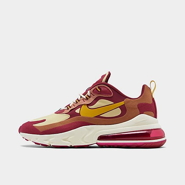 air max 270 react red beige