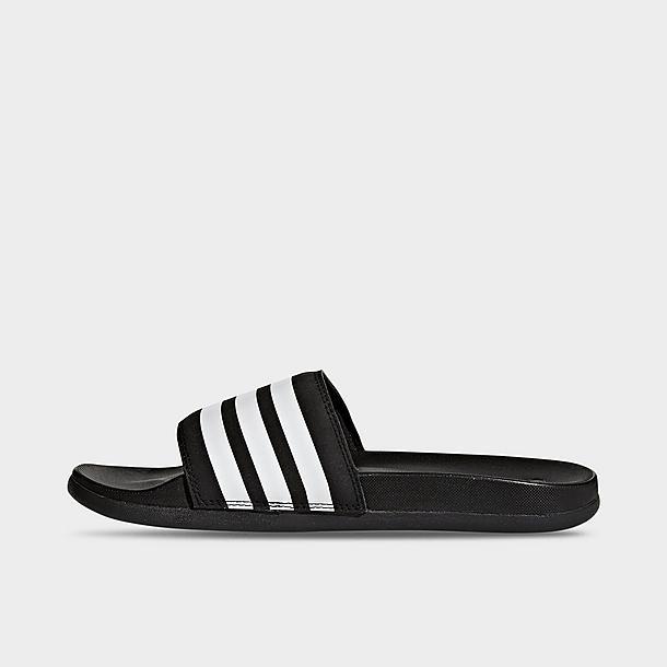 Women's adidas adilette Cloudfoam Plus Slide Sandals