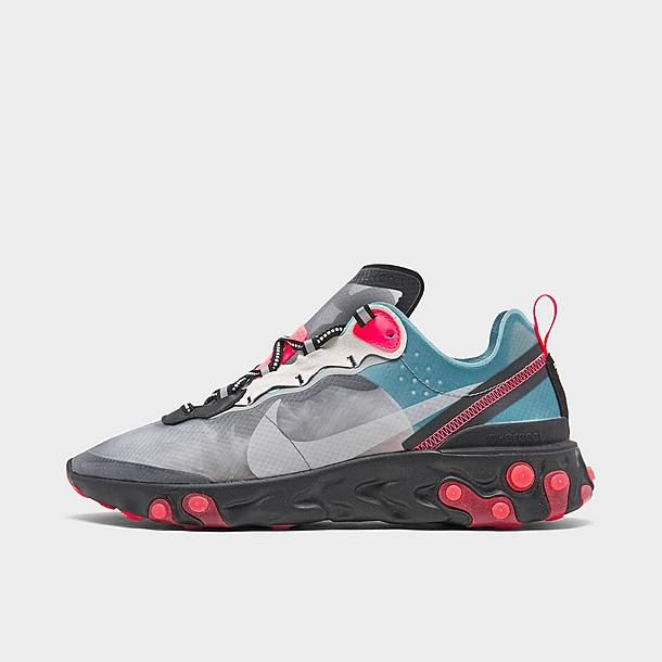 Classificare beneficenza Elettrico  Men's Nike React Element 87 Running Shoes | Finish Line