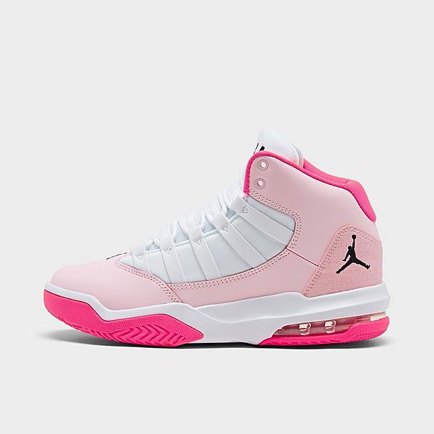 Jordan Girls Big Kids AIR Big Fund Basketball Shoes