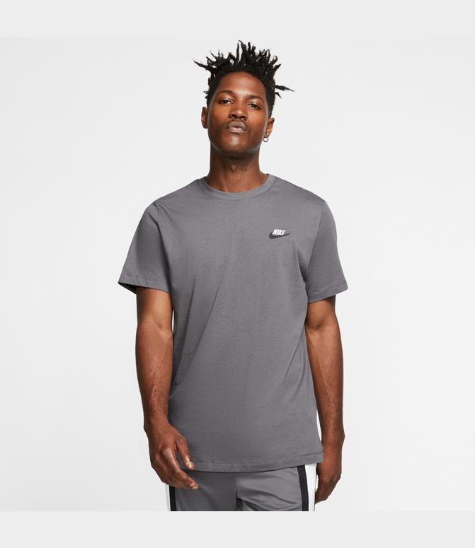 Progreso Ejecutante Jardines  Nike Sportswear Club T-Shirt| Finish Line