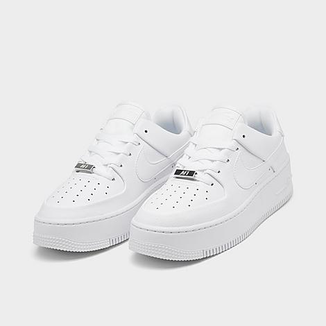 Women's Nike Air Force 1 Sage XX Low Casual Shoes| Finish Line