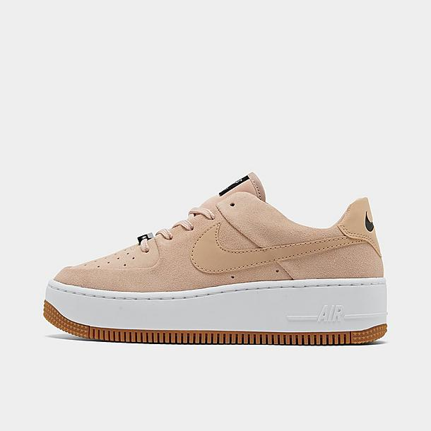 nike air force one beige