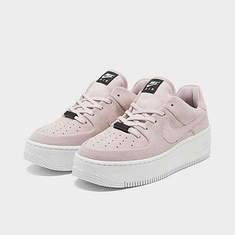 Women's Nike Air Force 1 Sage XX Low Casual Shoes
