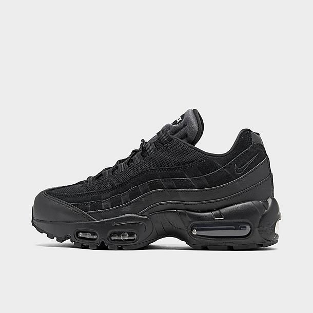 nike air max 95 black and white mens