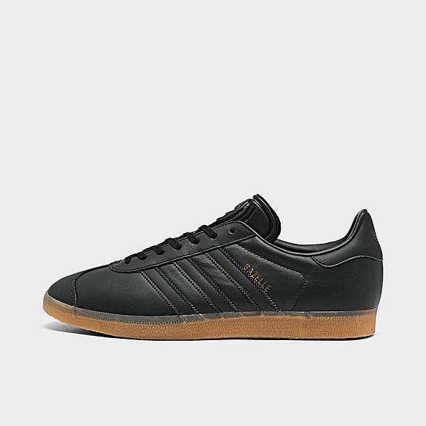 Men's adidas Originals Gazelle Leather Casual Shoes