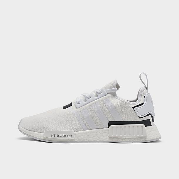 adidas Originals x Pharrell Williams Black Ambition NMD R1 Casual Shoes
