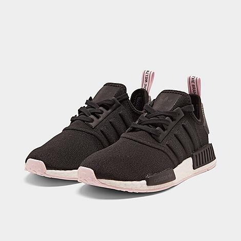 adidas shoes nmd r1 black