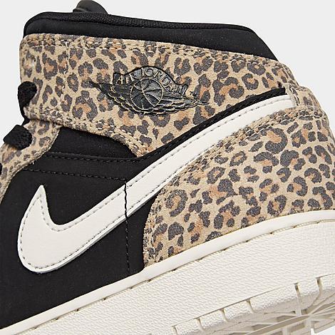 Nike Air Jordan 1 Mid Leopard | BQ6931 021 – SNEAKERS HEAT