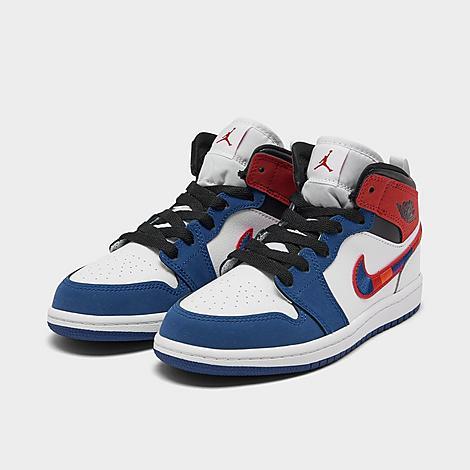 Little Kids Air Jordan 1 Mid Se Casual Shoes Finish Line