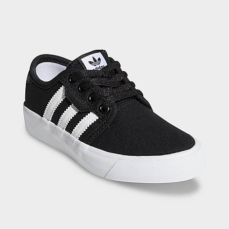 Boys' Big Kids' adidas Seeley Casual Skate Shoes
