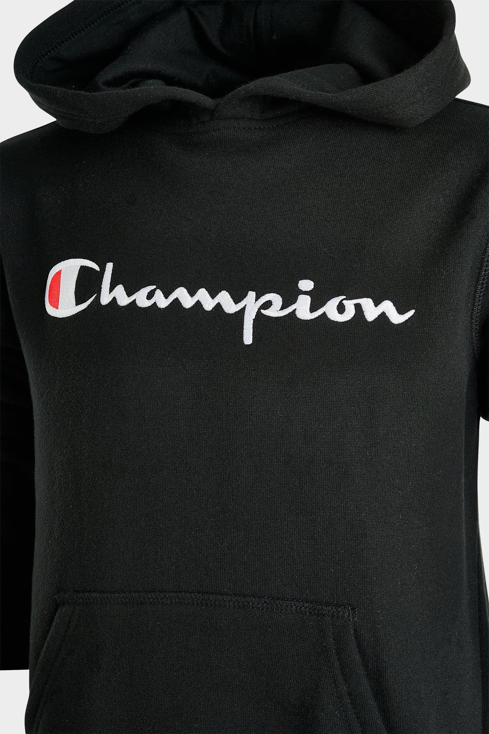 black champion sweatshirt