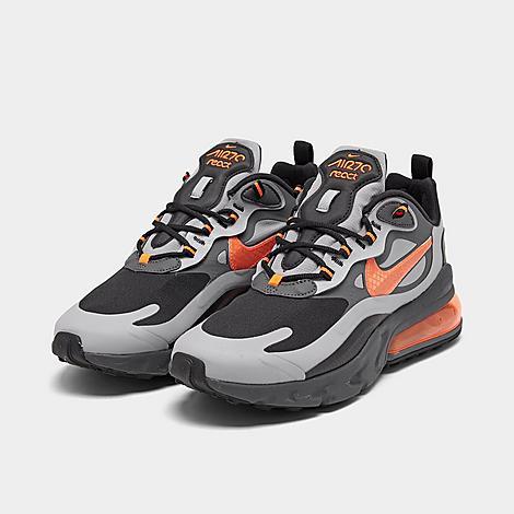 nike air max 270 react winter grey orange