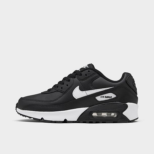 Big Kids' Nike Air Max 90 Casual Shoes| Finish Line