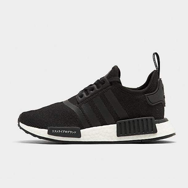 Big Kids Adidas Originals Nmd R1 Casual Shoes Finish Line