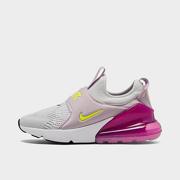 Girls' Big Kids' Nike Air Max 270 Extreme Casual Shoes