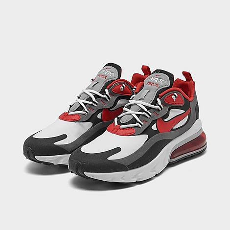 nike air max 270 red and grey