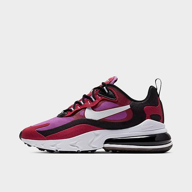 air max 270 react pink and purple