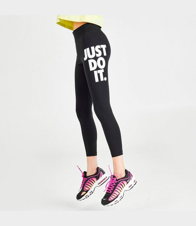 3 quarter nike leggings