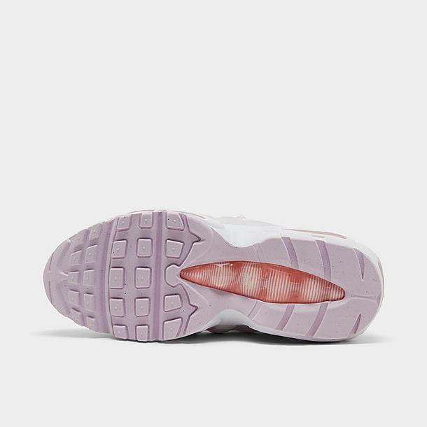 Girls' Big Kids' Nike Air Max 95 Recraft Casual Shoes