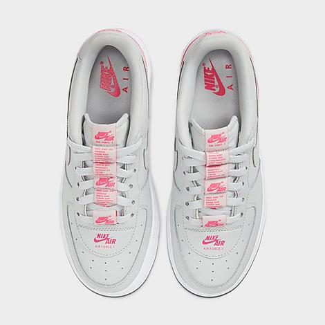 Big Kids Nike Air Force 1 Lv8 3 Casual Shoes Finish Line