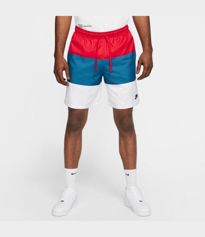 Men's Nike Sportswear City Edition Woven Shorts