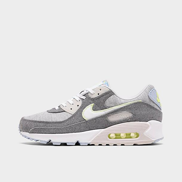 anfitriona Descodificar deficiencia  Men's Nike Air Max 90 NRG Recycled Canvas Casual Shoes| Finish Line